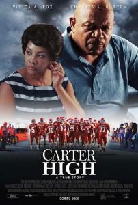 Carter High poster ss